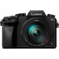 Panasonic Lumix DMC-G70H EG-K schwarz + 14-140mm OiS-21