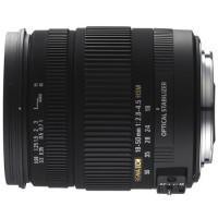 Sigma 18-50 mm F2.8-4.5 DC OS HSM-Objektiv (67 mm Filtergewinde) für Canon Objektivbajonett-21