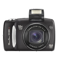 Canon PowerShot SX120 IS Digitalkamera (10 Megapixel, 10-fach opt. Zoom, 7,6 cm (3 Zoll) LCD-Display) schwarz-22