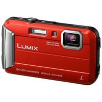 Panasonic LUMIX DMC-FT30EG-R Outdoor Kamera (16,1 Megapixel, 4x opt. Zoom, 2,6 Zoll LCD-Display, wasserdicht bis 8 m, 220 MB interne Speicher, USB) rot-21