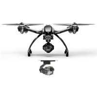 YUNEEC Typhoon Q500 4K Combo Edition: 4K Kamera + GoPro Gimbal + VideoDownlink + Steuerung + SteadyGrip G-22