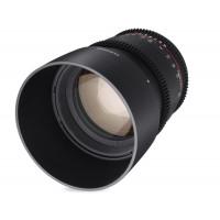 SAMYANG 13085T1.5C T1.5 VDSLR UMC II Objektiv für Anschluss Canon (85mm)-22