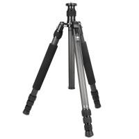 SIRUI N-3204X Master Drei-/Einbeinstativ (Carbon, Höhe: 175cm, Gewicht: 1,81kg, Belastbarkeit: 18kg) mit Tasche und Gurt-22