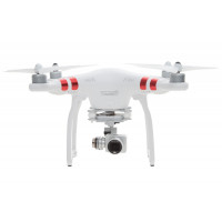 DJI Phantom 3 Standard Quadrocopter / Drohne mit XciteRC-Transportrucksack grau-22