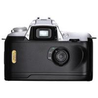 Nikon F75 Spiegelreflexkamera silber-22