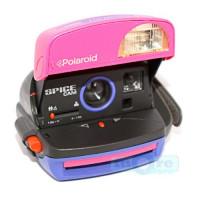 Polaroid Spice CAM Sucherkamera Sofortbild Kamera-21