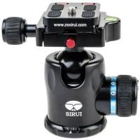 Sirui K-10X Kugelkopf (Kugelneiger, Stativkopf) für kleine DSLRs und spiegellose Systemkameras inkl. Wechselplatte (Arca-kompatibel)-22