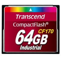 Transcend 64GB CF 64GB Kompaktflash Speicherkarte Speicherkarten (Kompaktflash,-25 85 °C, Schwarz,-40 85 °C, 0 95%, 0 95%)-21