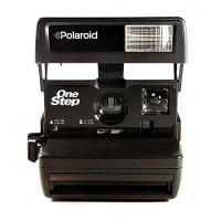 Polaroid Sofortbildkamera OneStep, im Stil der 1990er Jahre-21