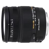 Sigma 17-70 mm F2,8-4,0 DC Makro OS HSM-Objektiv (72 mm Filtergewinde) für Sigma Objektivbajonett-21