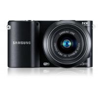 Samsung NX1100 Systemkamera (20,3 Megapixel, 7,6 cm (3 Zoll) LCD-Display, Aufsteckblitz, HDMI, WiFi, USB 2.0) inkl. 20-50 mm i-Function Objektiv schwarz-21