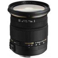 Sigma 17-50 mm F2,8 EX DC OS HSM-Objektiv (77 mm Filtergewinde) für Nikon Objektivbajonett-22