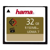 Hama CompactFlash 32GB Speicherkarte (150Mbps)-21