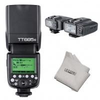 GODOX TT685N i-TTL HSS GN60 Wireless Flash Speedlite 2.4G Radio Speedlight for Nikon D810 D800 D7100 D7200 D7000 D5500 D5300 D5200 D5100 D5000 D3200 D3300 D3000-22