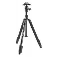 Cullmann MAGNESIT X400 Stativ inkl. Kugelkopf (3 Auszüge, Gewicht: 1,5 kg, Tragfähigkeit: 4 kg, Höhe: 145 cm, Packmaß: 42 cm)-22