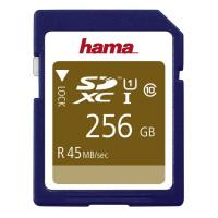 Hama SDXC Class 10 UHS-I 256GB Speicherkarte-21
