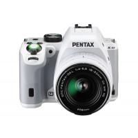 Pentax K-S2 Spiegelreflexkamera (20 Megapixel, 7,6 cm (3 Zoll) LCD-Display, Full-HD-Video, Wi-Fi, NFC, HDMI, USB 2.0) Double-Zoom-Kit inkl. 18-50mm und 50-200mm WR-Objektiv weiß-22