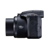FujiFilm FinePix S 2000HD (10 Megapixel, 15-fach opt. Zoom, 6,9 cm (2,7 Zoll) Display, Bildstabilisator) schwarz-22