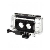 GoPro Gehäuse Dual HERO System (Standard, Skeleton-Hintertüren, 2 x gebogene + 2 x gerade Klebehalterungen, 3D Anaglyph-Brillen, USB-Kabel)-22