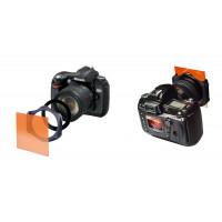 Cokin WXNDG016 NUANCES GND16 Soft Grauverlauf-Filter für Creative Filter System X-Serie grau-22