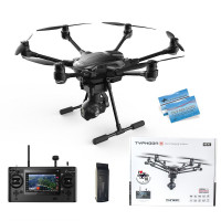 Yuneec Typhoon H RTF Advanced 1x Akku 4K CGO3+ ST16 Hinderniserkennung Anti-Collision-22