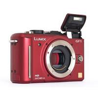 Panasonic Lumix DMC-GF1 Systemkamera (12 Megapixel, 7,6 cm Display, HD-Video, LiveView) Gehäuse mattschwarz-21