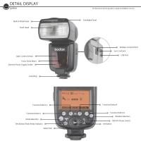 Godox V860II-N 2.4G i-TTL HSS Speedlite Blitzgerät Blitz Für Nikon D800 D700 D7100 D5200 D5000 D300 D3100 D200 D70s D810 D610 D90 D750 Kamera-22