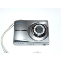 Kodak C813 Digitalkamera (8 Megapixel, 3-fach opt. Zoom, 6,1 cm (2,4 Zoll) Display) silber-22