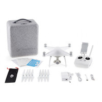 DJI Phantom 4 Basic +DS24 Rucksackset Quadrocopter mit 4K CAMl12MP Anti-Kollisions-System-22