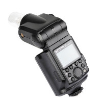 Godox Witstro AD360II-N TTL 360W GN80 Powerful Speedlite Flash Light + 4500mAh PB960 Lithium Battery for Nikon Camera ((AD360II-NOrange)-22