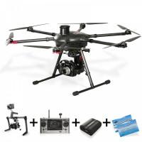 Yuneec Tornado H920 Drohne GH4 Gimbal Set-22