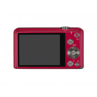 CASIO digital camera EXILIM EX-ZS27RD wide-angle 26mm optical 6-fold zoom premium auto 16.1 million pixels Red-22