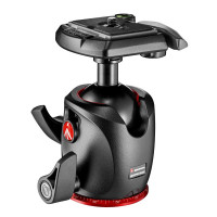 Manfrotto MHXPRO-BHQ2 XPRO Magnesium Kugelkopf mit 200 PL Platte-22