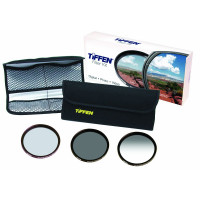 Tiffen Filter 62MM DV SELECT KIT 3-21