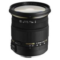 Sigma 17-50 mm F2,8 EX DC OS HSM-Objektiv (77 mm Filtergewinde) für Sigma Objektivbajonett-22