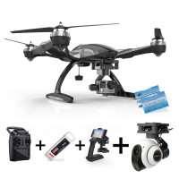 Yuneec Q500 Typhoon G für GoPro + CGO2+ HDKamera : ST10 Steuerung + Gimbal GB203 + Steadygrip G + Video Downlink-22