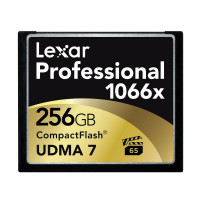Lexar Professional 256GB 1066x Speed 160MB/s CompactFlash Memory Card Speicherkarte-22