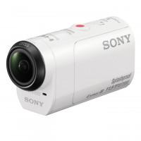 Sony HDR-AZ1 Mini-Format Action Kamera mit Profi-Feature (Spritzwassergeschützte mit Exmor R CMOS Sensor, lichtstarkem Carl Zeiss Tessar Optik, Bildstabilisator, WiFi, NFC Funktion) weiß-22