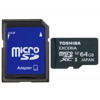 Toshiba Exceria Micro SDHC 64GB Class 10 (bis zu 95MB/s lesen) Speicherkarte schwarz-22