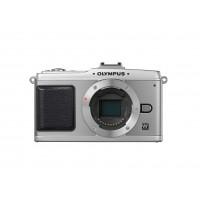 Olympus PEN E-P2 Systemkamera (12,3 Megapixel, 7,6 cm Display, Bildstabilisator) Gehäuse inkl. EVF Sucher schwarz-21