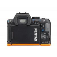 Pentax K-S2 Spiegelreflexkamera (20 Megapixel, 7,6 cm (3 Zoll) LCD-Display, Full-HD-Video, Wi-Fi, GPS, NFC, HDMI, USB 2.0) nur Gehäuse schwarz/orange-22