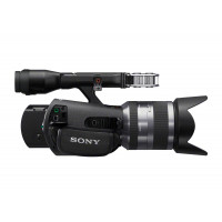 NEX-VG20EH With 18-200mm lens Full HD camcorder-22