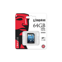 Kingston SD10G3/64GB Elite Class 10 SDXC 64GB Speicherkarte (UHS-I)-22