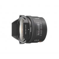Sony SAL16F28, Fisheye-Objektiv (16 mm, F2,8, A-Mount Vollformat, geeignet für A99 Serie) schwarz-22