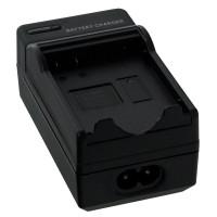 Smartfox Kameraakku Ladegerät für Nikon D3100 D3200 D5100 / P7000 P7100 P7700 / ENEL14 / Passend für Originalakku Bezeichnung: MH-24-21