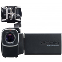 Zoom Q8 Handy Audio Video Rekorder Camcorder Kamera + KEEPDRUM Kopfhörer-22