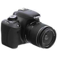 Canon EOS 600D SLR-Digitalkamera (18 Megapixel, 7,6 cm (3 Zoll) schwenkbares Display, Full HD) Kit inkl. EF-S 18-55mm 1:3,5-5,6 IS II-22