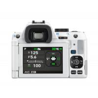Pentax K-S2 Spiegelreflexkamera (20 Megapixel, 7,6 cm (3 Zoll) LCD-Display, Full-HD-Video, Wi-Fi, GPS, NFC, HDMI, USB 2.0) nur Gehäuse weiß-22