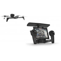 Parrot Bebop 2 Drohne weiß + Parrot Skycontroller schwarz-22