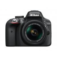 Nikon D3300 SLR-Digitalkamera Kit AF-P 18-55 VR schwarz-22